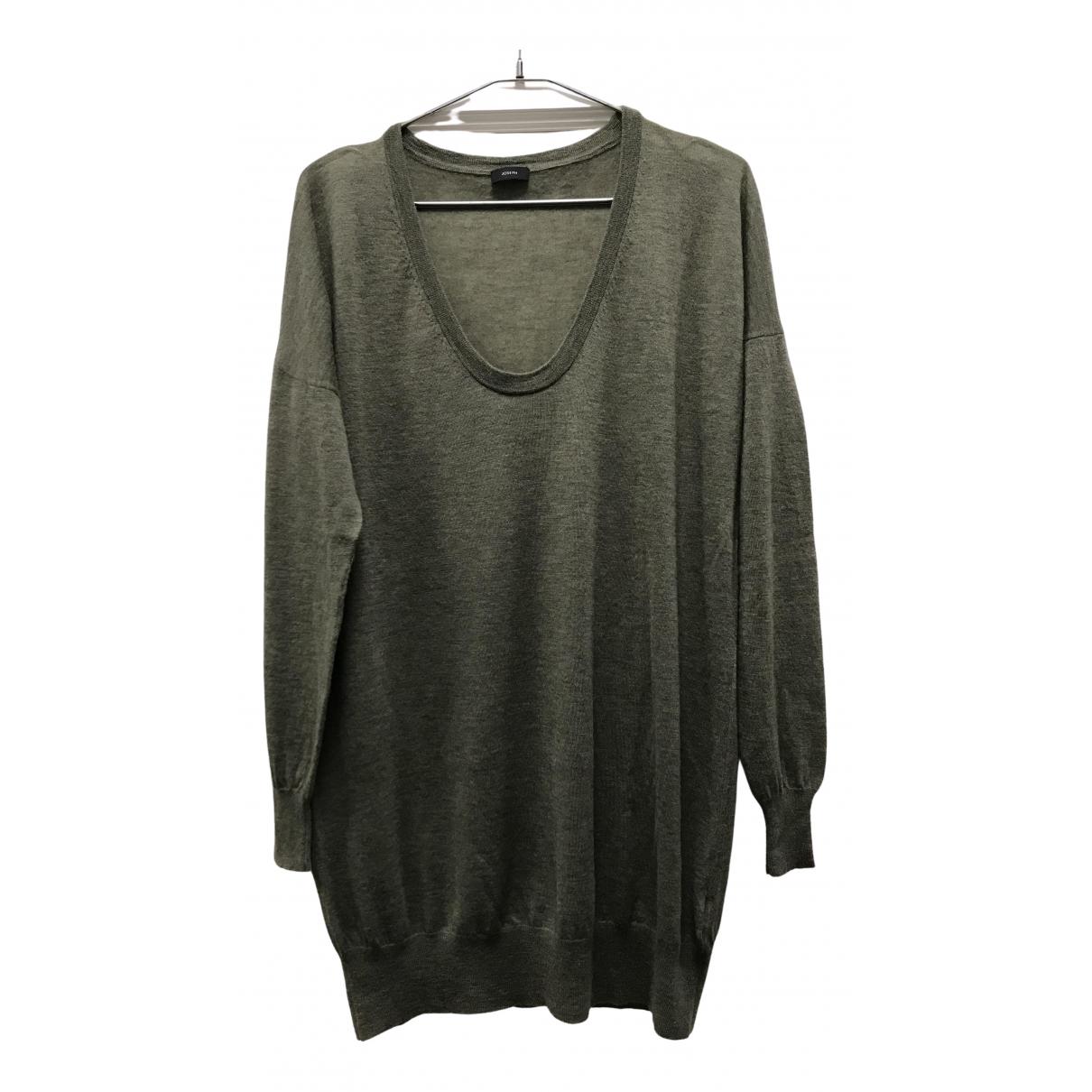 Joseph \N Khaki Cashmere Knitwear for Women L International