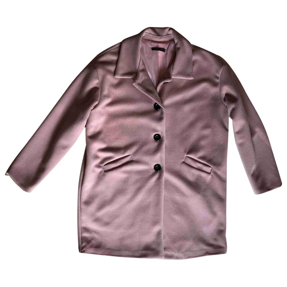 - Manteau   pour femme - rose