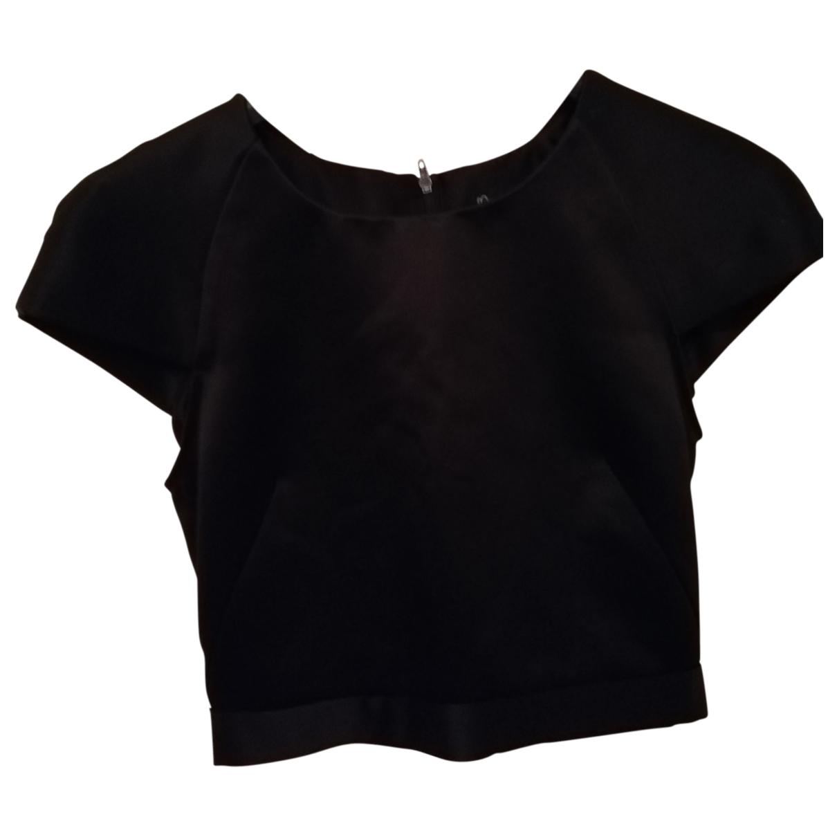 Miss Selfridge - Top   pour femme - noir