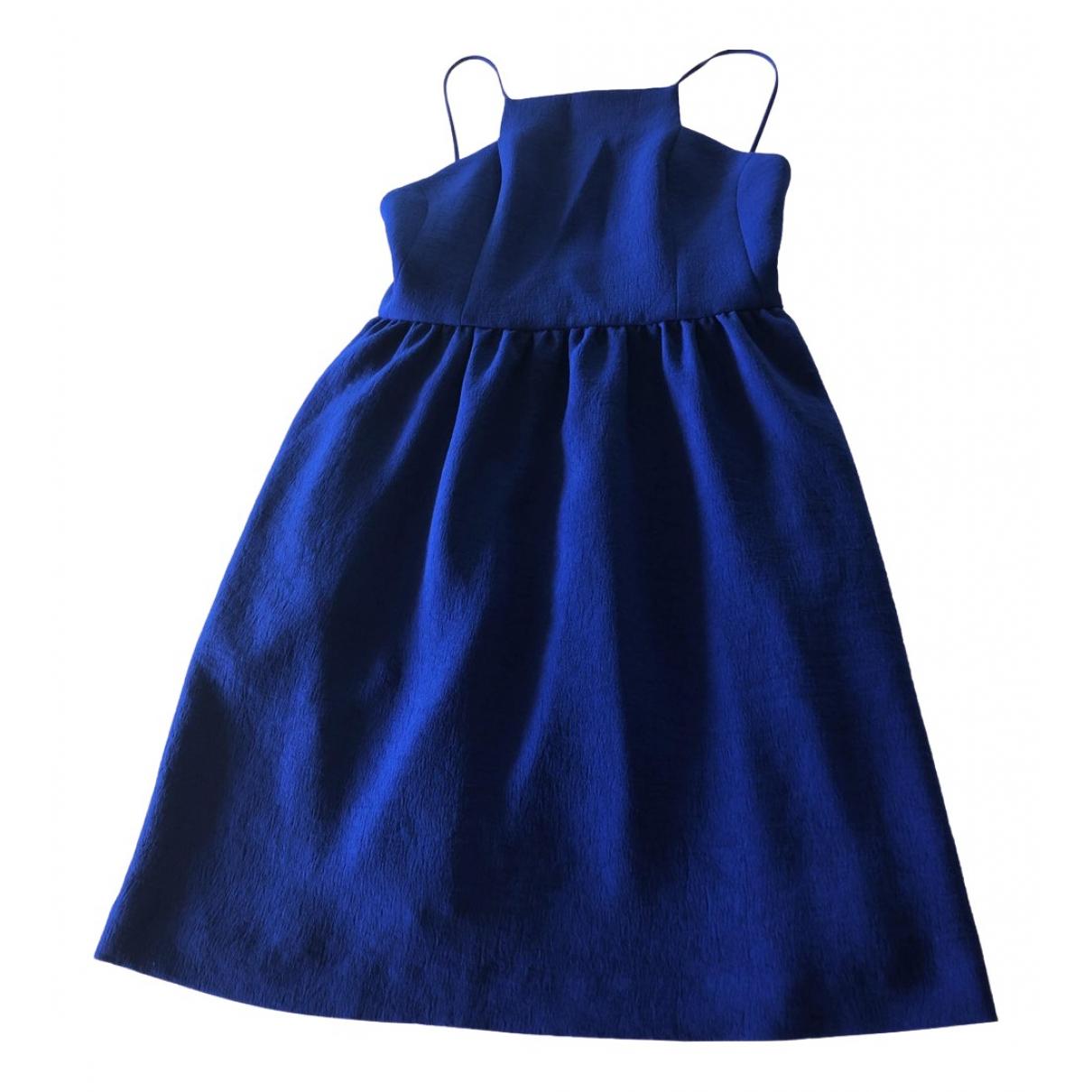 Ba&sh \N Kleid in  Blau Polyester