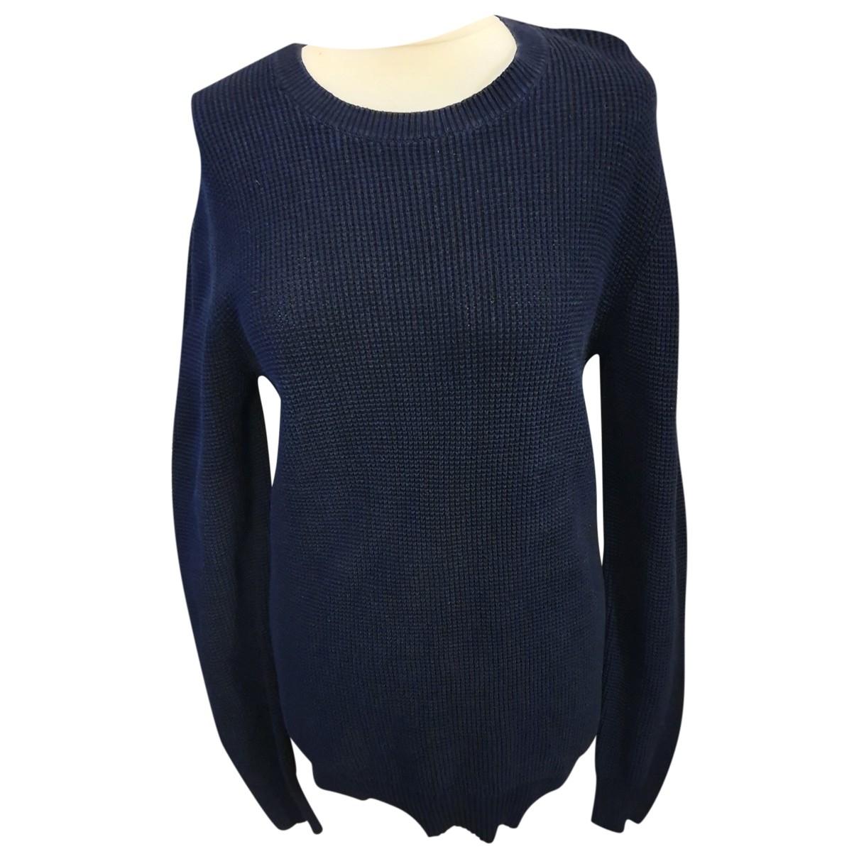 Reiss \N Navy Cotton Knitwear for Women M International