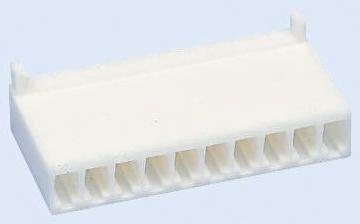 Molex , KK 254 Female Connector Housing, 2.54mm Pitch, 9 Way, 1 Row