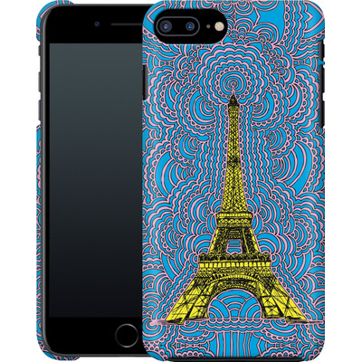 Apple iPhone 8 Plus Smartphone Huelle - Eiffel Tower von Kaitlyn Parker