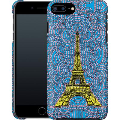 Apple iPhone 7 Plus Smartphone Huelle - Eiffel Tower von Kaitlyn Parker