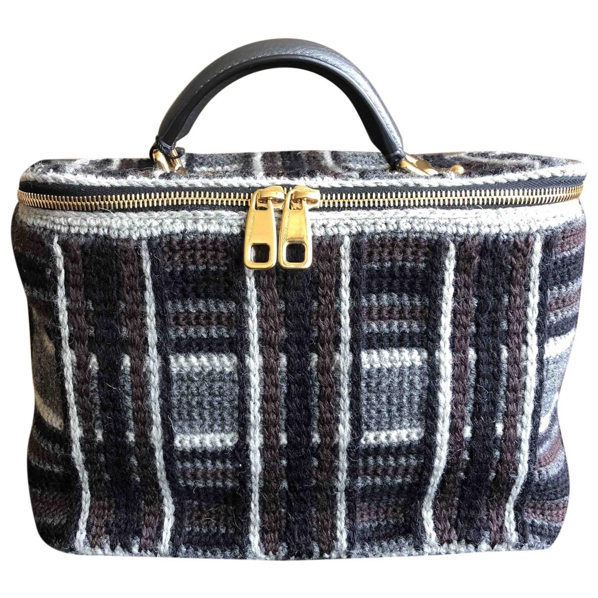 Dolce & Gabbana \N Handtasche in Wolle