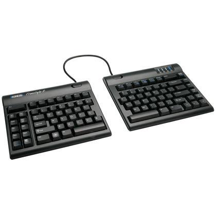 Kinesis Freestyle2 Clavier Ergonomique pour PC, 9 S eparation Standard