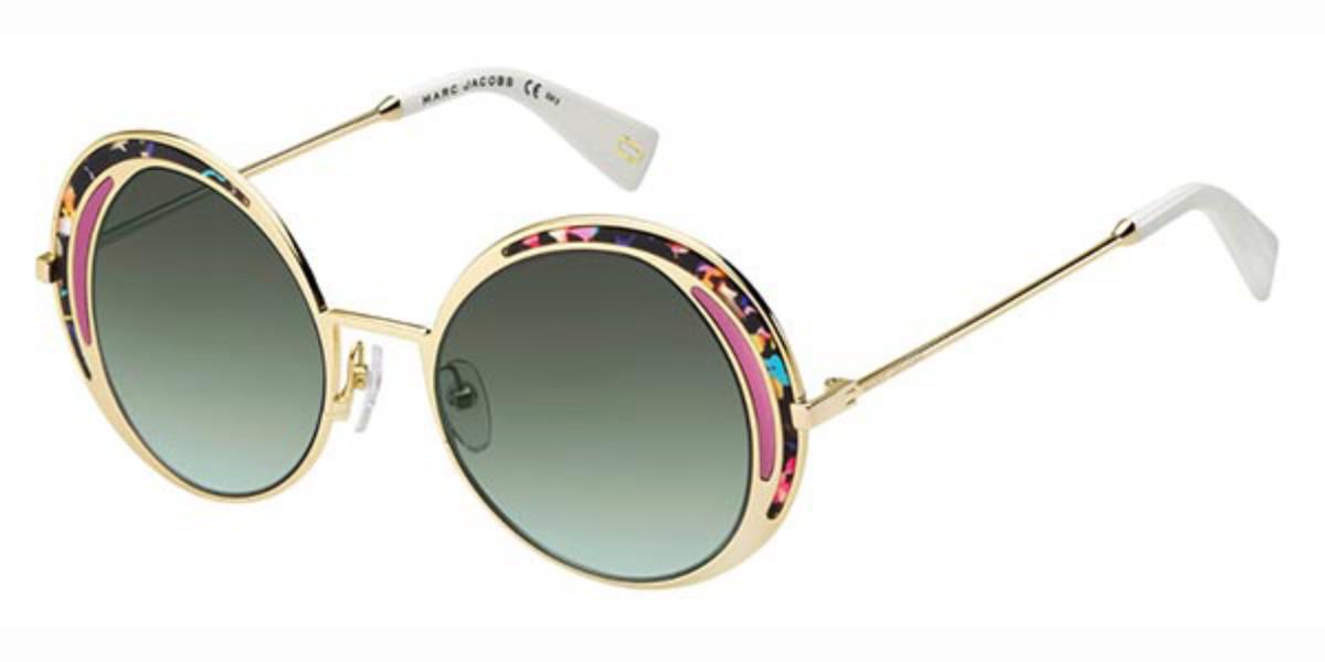 Marc Jacobs MARC 266/S M4R/EQ Women's Sunglasses Gold Size 51