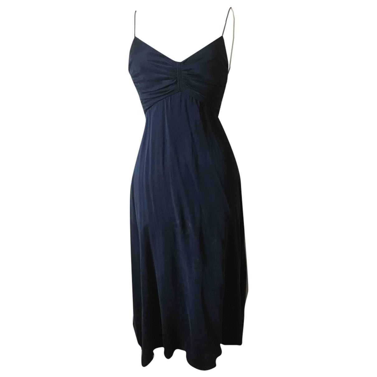 Zimmermann \N Blue Silk dress for Women 4 US