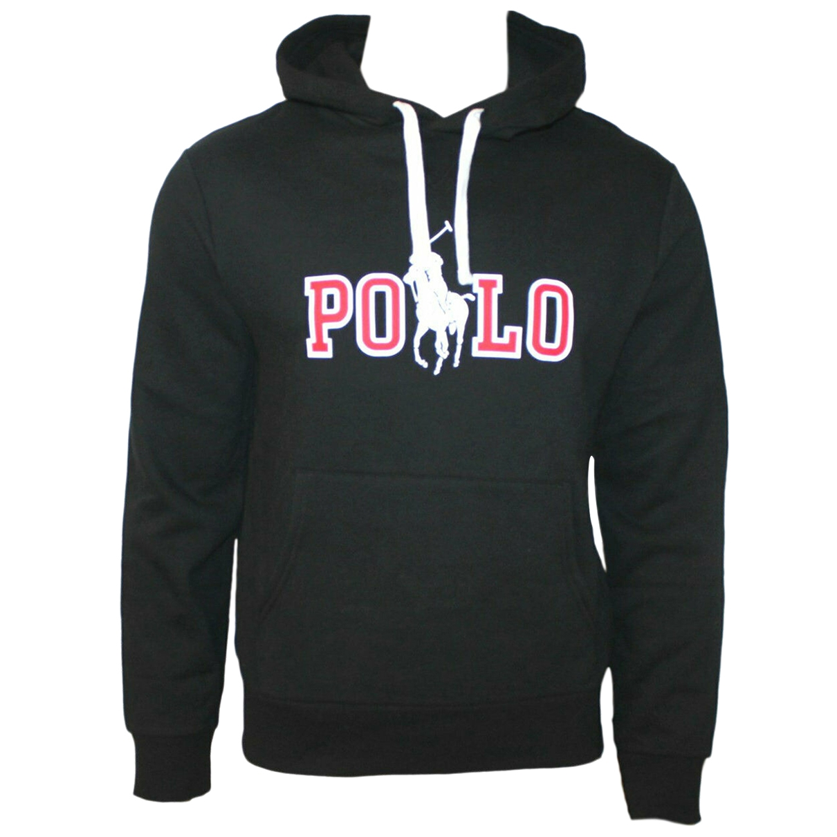 Polo Ralph Lauren \N Black Cotton Knitwear & Sweatshirts for Men L International