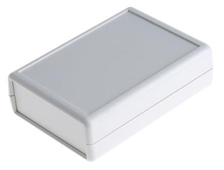 Hammond 1593 Grey ABS Project Box, 92 x 66.22 x 28mm