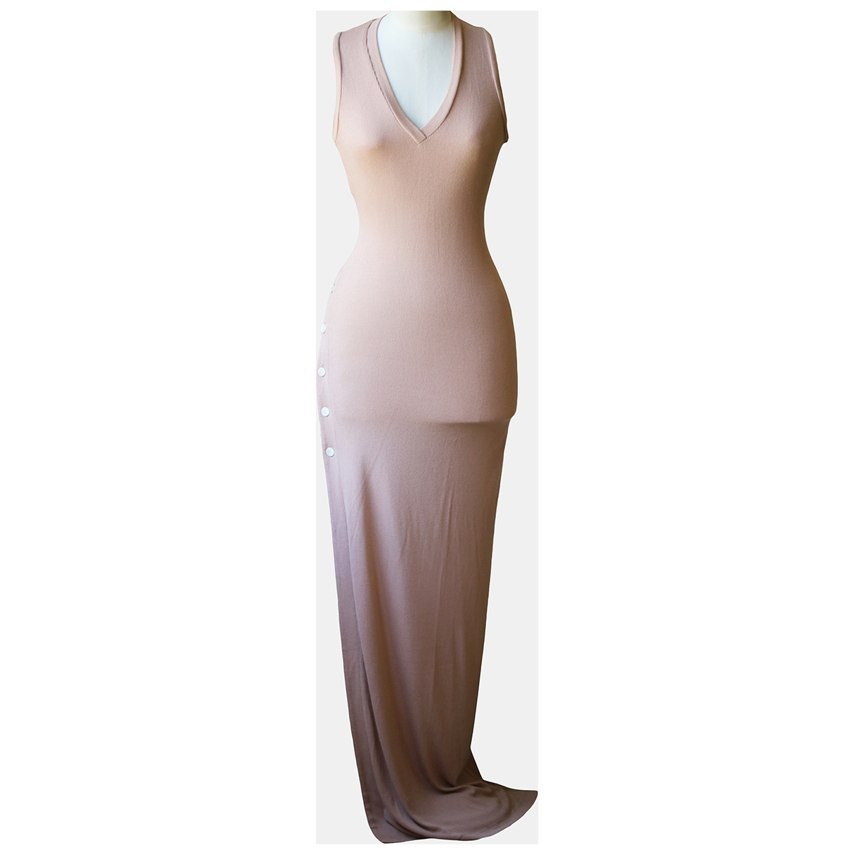 Alix \N Pink dress for Women M International