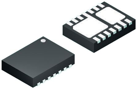 Analog Devices LTC4358IDE#PBF, Controller, 9 → 26.5V 14-Pin, DFN (2)
