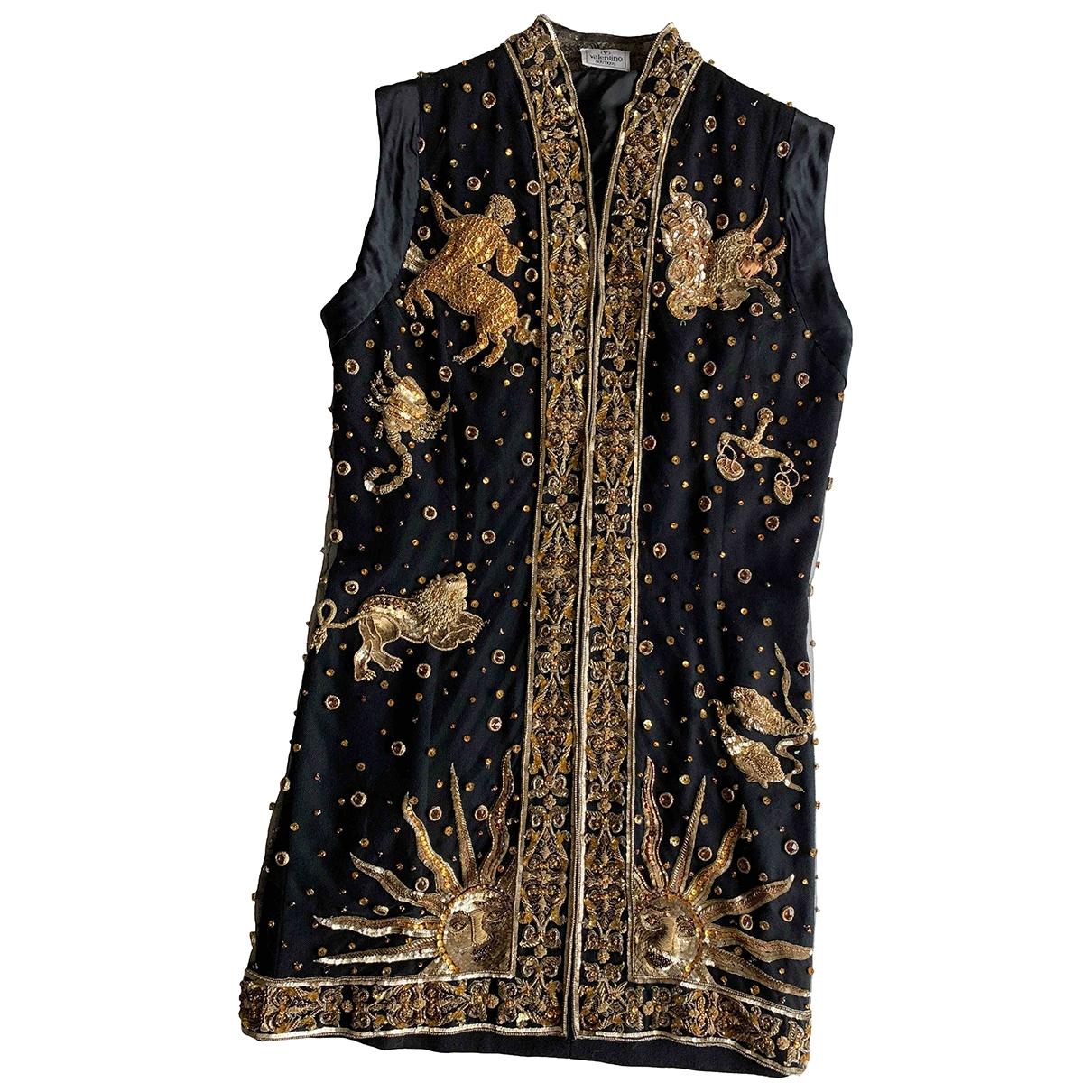 Valentino Garavani \N Black dress for Women 36 FR