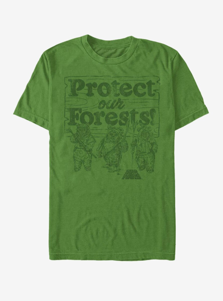 Star Wars Protect Our Forests T-Shirt