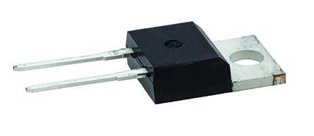 Infineon 650V 6A, SiC Schottky Diode, 2 + Tab-Pin TO-220 IDH06G65C5XKSA1 (500)