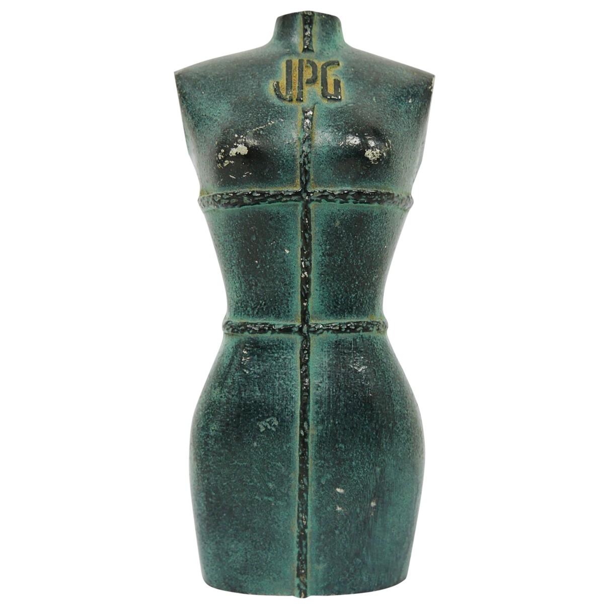 Jean Paul Gaultier - Objets & Deco   pour lifestyle en metal - vert