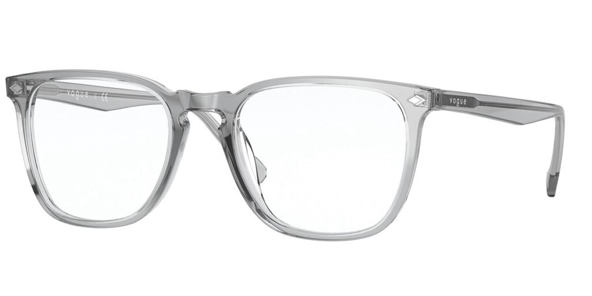 Vogue Eyewear VO5350 2820 Men's Glasses Grey Size 49 - Free Lenses - HSA/FSA Insurance - Blue Light Block Available