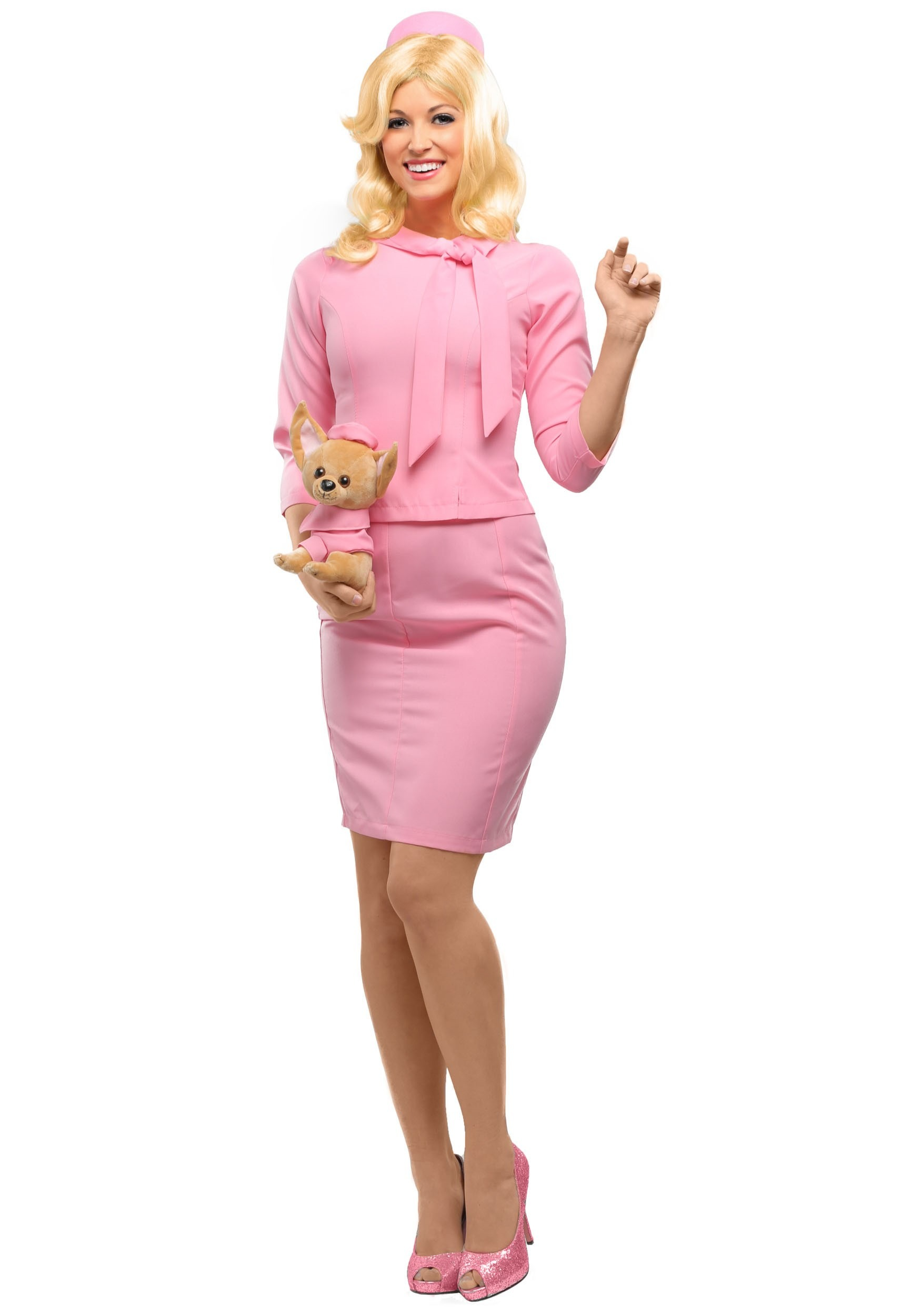 Legally Blonde 2 Elle Woods Costume for Women