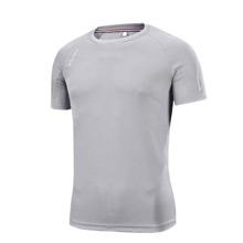 Sports T-Shirt mit Buchstaben Grafik und Raglanaermeln