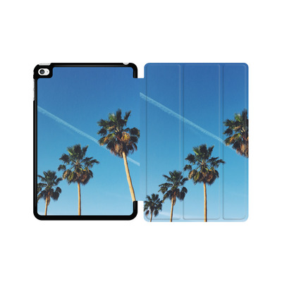 Apple iPad mini 4 Tablet Smart Case - Palm Tree Paradise von Omid Scheybani