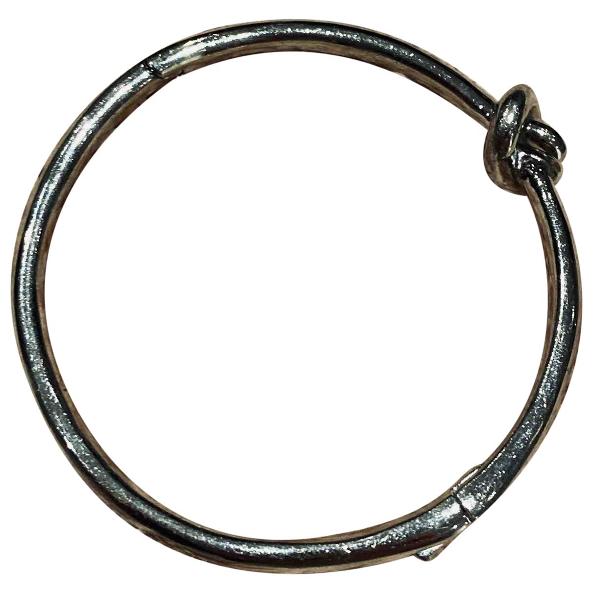 Kate Spade - Bracelet   pour femme en metal - argente