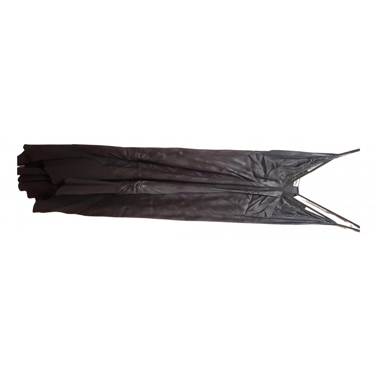 La Perla \N Kleid in  Grau Seide