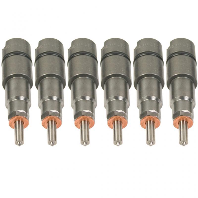 BD Diesel 1075826 Injector Kit - 1998-2002 Dodge 5.9L 24-valve Stage 6 200hp Dodge 1998-2002