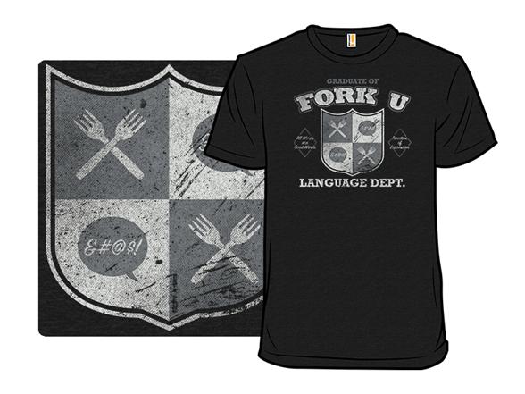 Fork U T Shirt