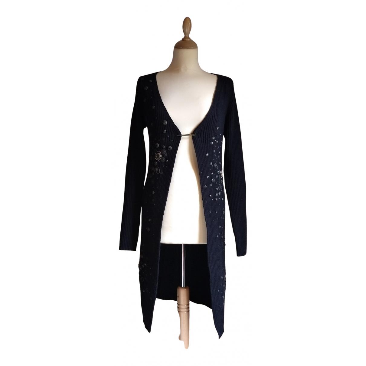 Stella Forest N Black Wool Knitwear for Women 1 0-5