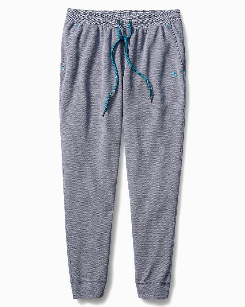 Double Knit Jacquard Lounge Pants