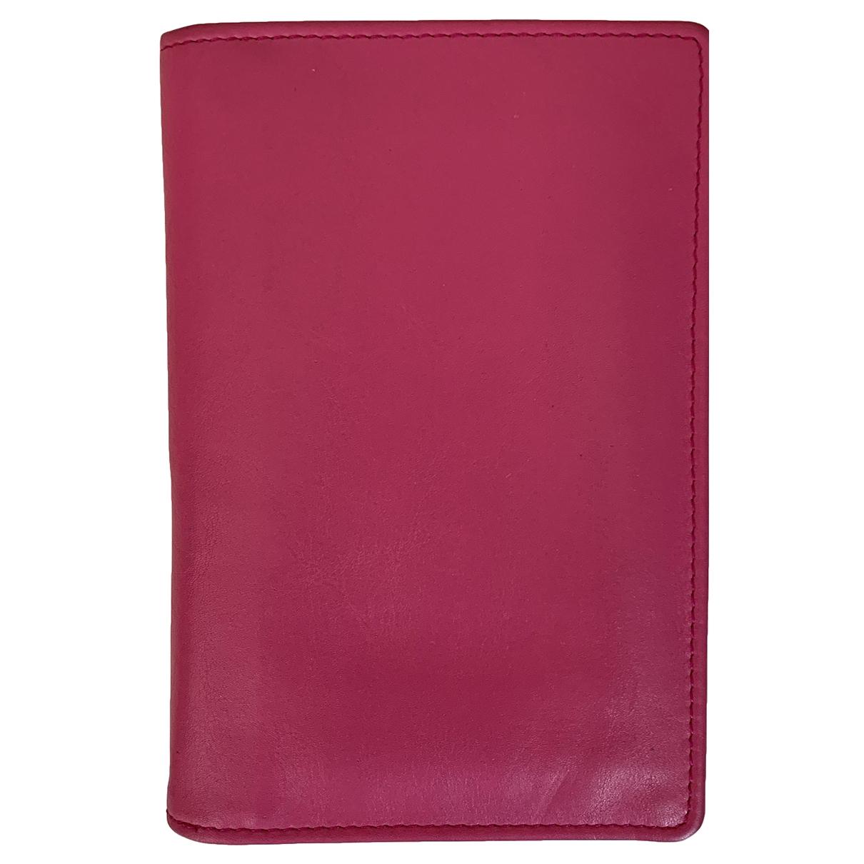 Chopard - Objets & Deco   pour lifestyle en cuir - rose