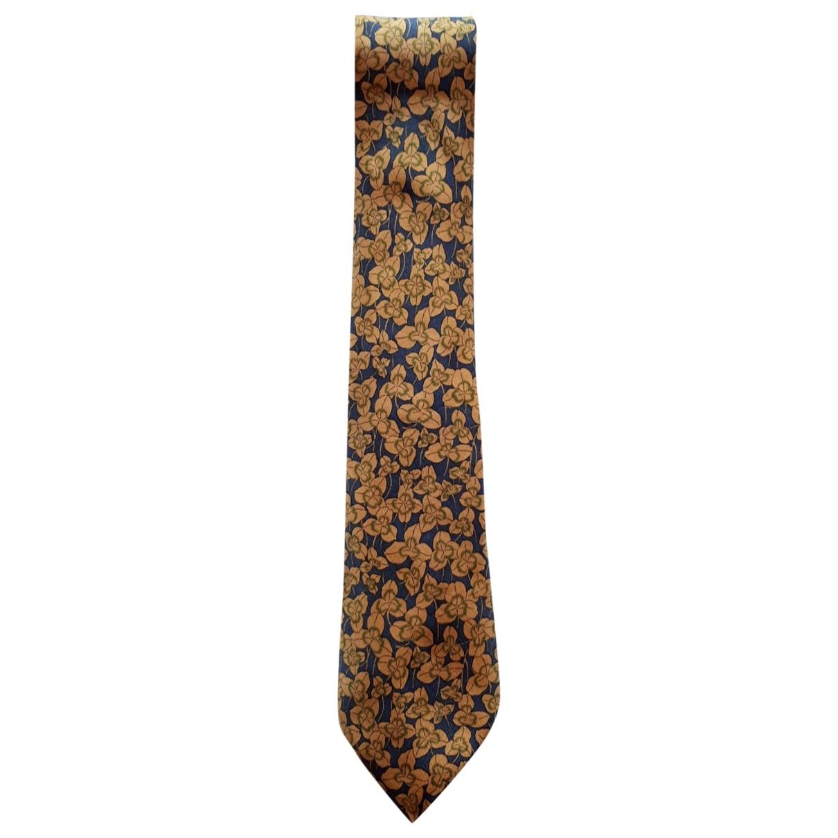 Hermès \N Multicolour Silk Ties for Men \N