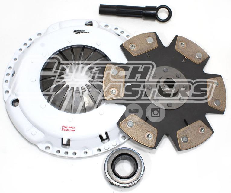 Clutch Masters 17036-HDB6-X Race FX500 Clutch Kit Audi TT 1.8L MK1 Turbo 5-Speed 01-02