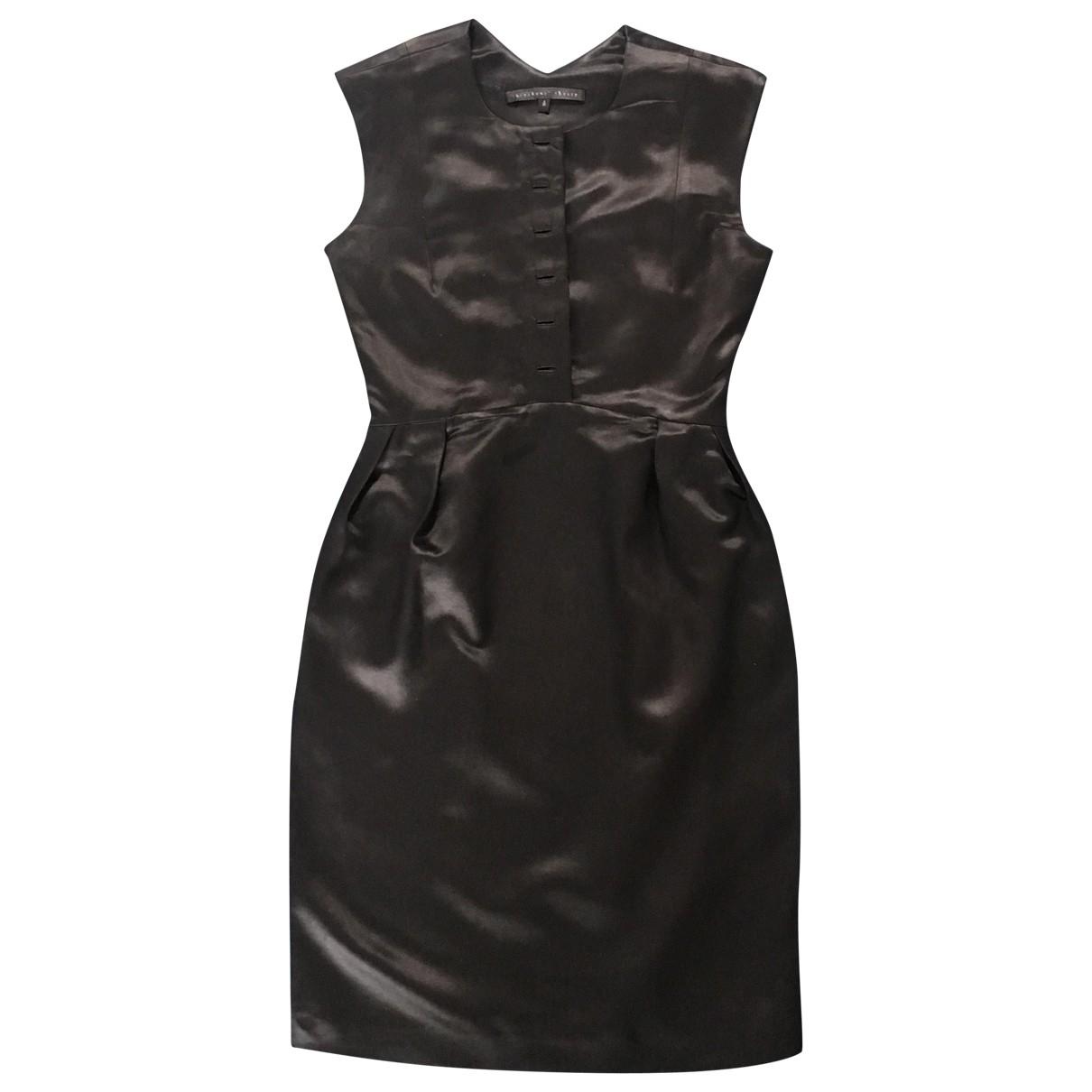 Theyskens' Theory \N Black dress for Women 34 FR