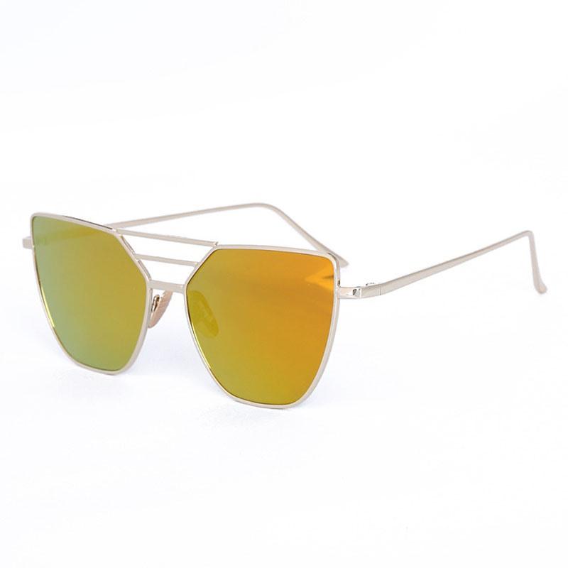 Ericdress Vintage Lens Sunglasses
