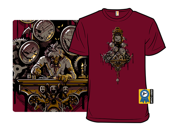 The Clockmaker T Shirt