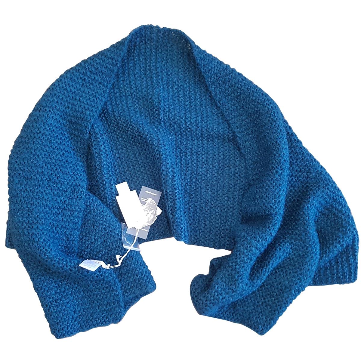 Mes Demoiselles ... - Foulard   pour femme en laine - vert