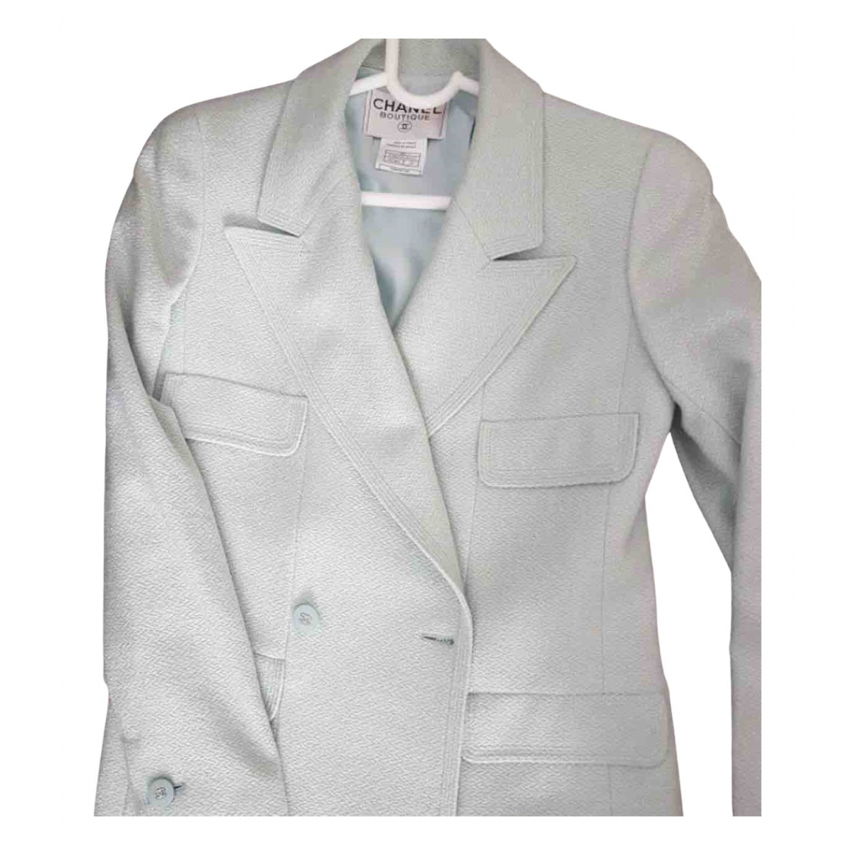 Chanel - Veste   pour femme en coton