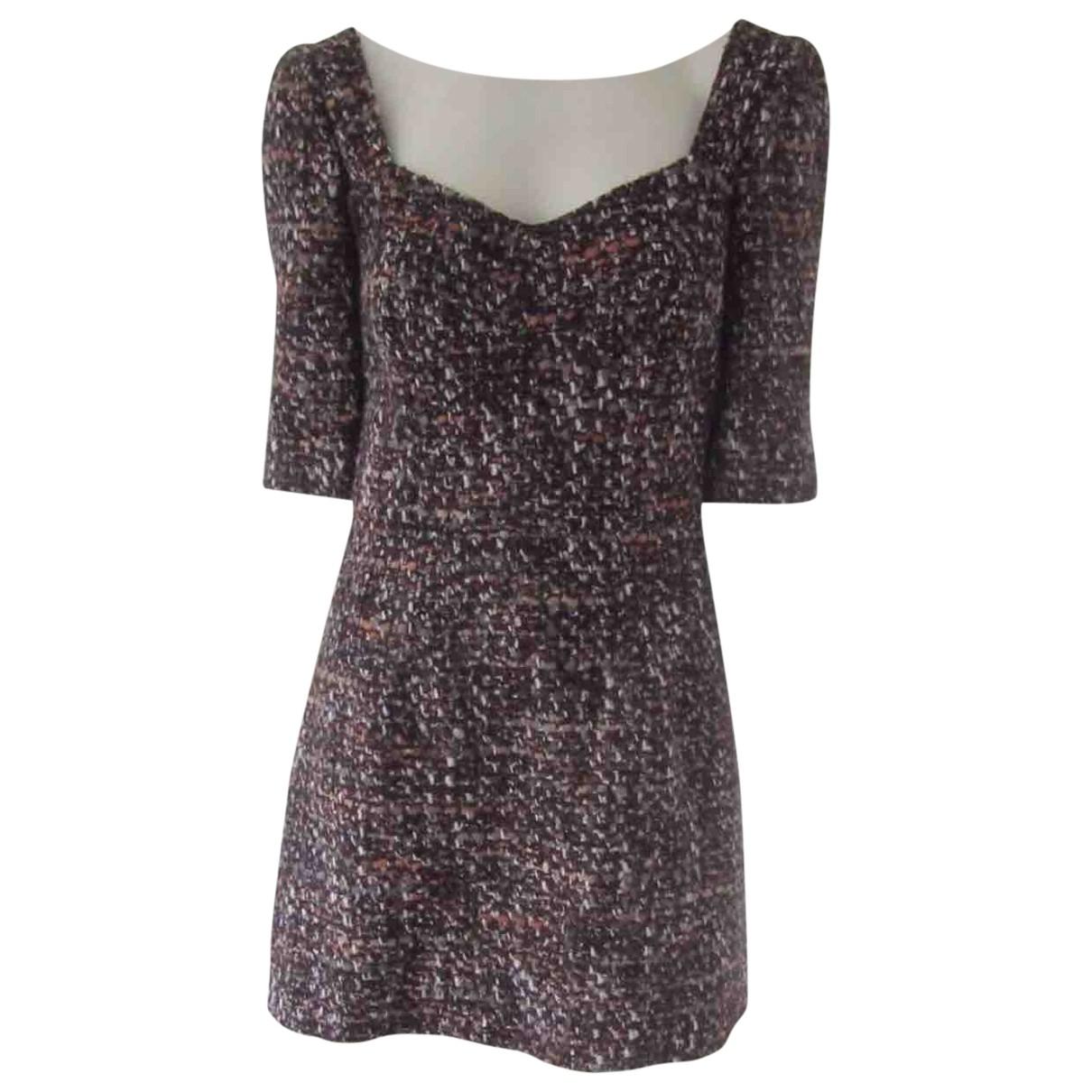 Dolce & Gabbana \N Multicolour Tweed dress for Women 44 IT