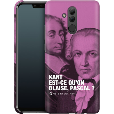 Huawei Mate 20 Lite Smartphone Huelle - Kant Blaise Et Pascal von Fists Et Lettres