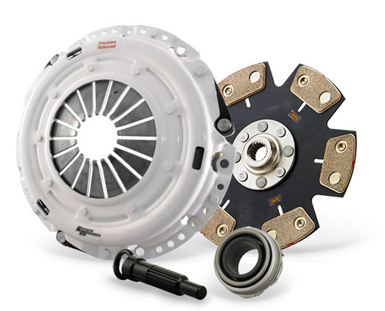 Clutch Masters 10031-HDB6 Race FX500 Clutch Kit Mazda RX-7 1.3L Turbo 86-92