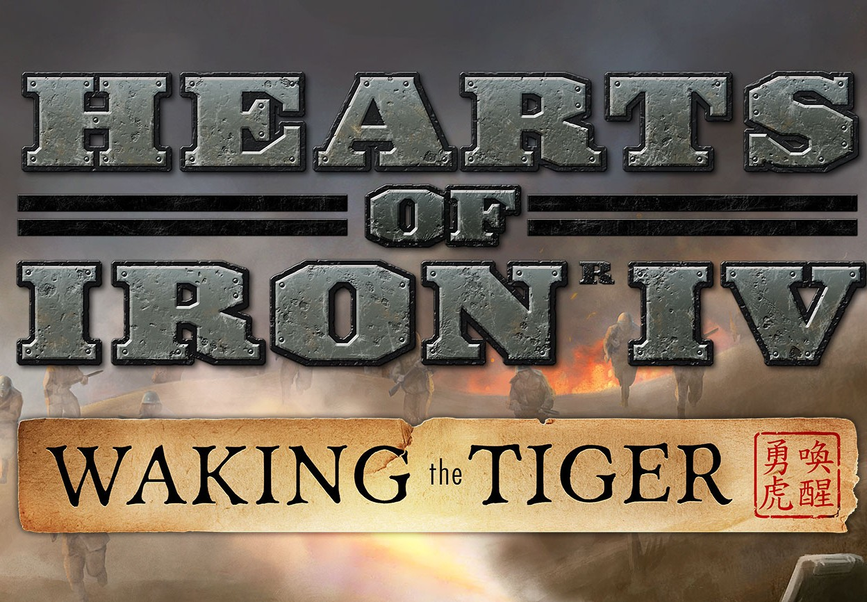 Hearts of Iron IV - Waking the Tiger DLC Steam Altergift