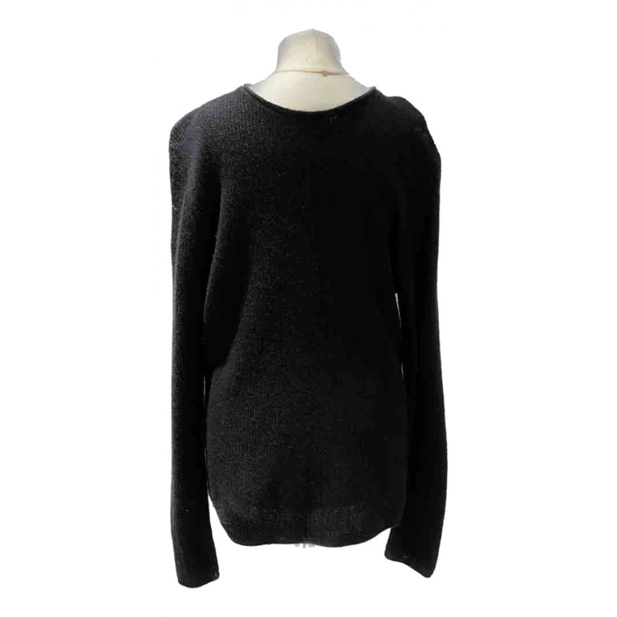 Loft Designed By \N Pullover.Westen.Sweatshirts  in  Schwarz Wolle
