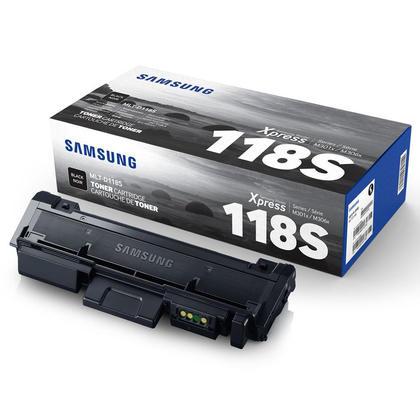 Samsung MLT-D118S cartouche de toner originale noire