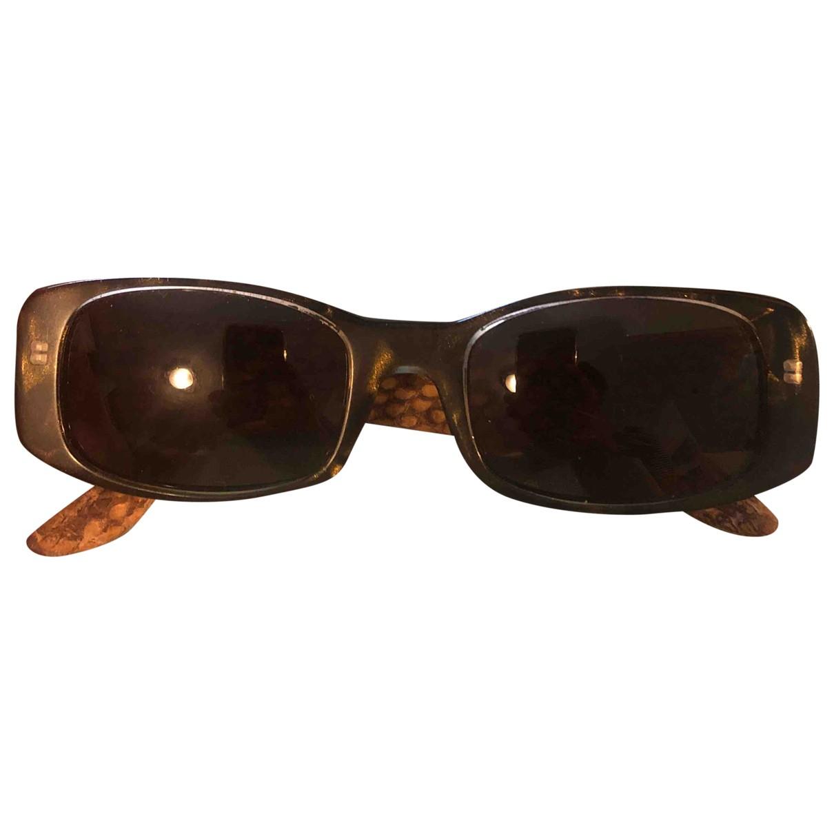 Roberto Cavalli \N Beige Sunglasses for Women \N