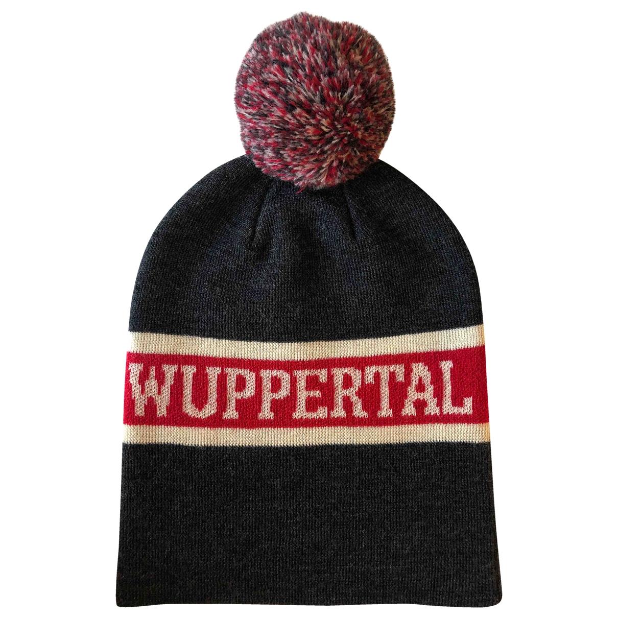 Isabel Marant Etoile \N Anthracite Wool hat for Women M International