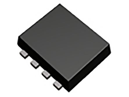 ROHM Dual N/P-Channel MOSFET, 1.5 (P Channel) A, 2 (N Channel) A, 100 V, 8-Pin TSMT  QS8M51TR (25)