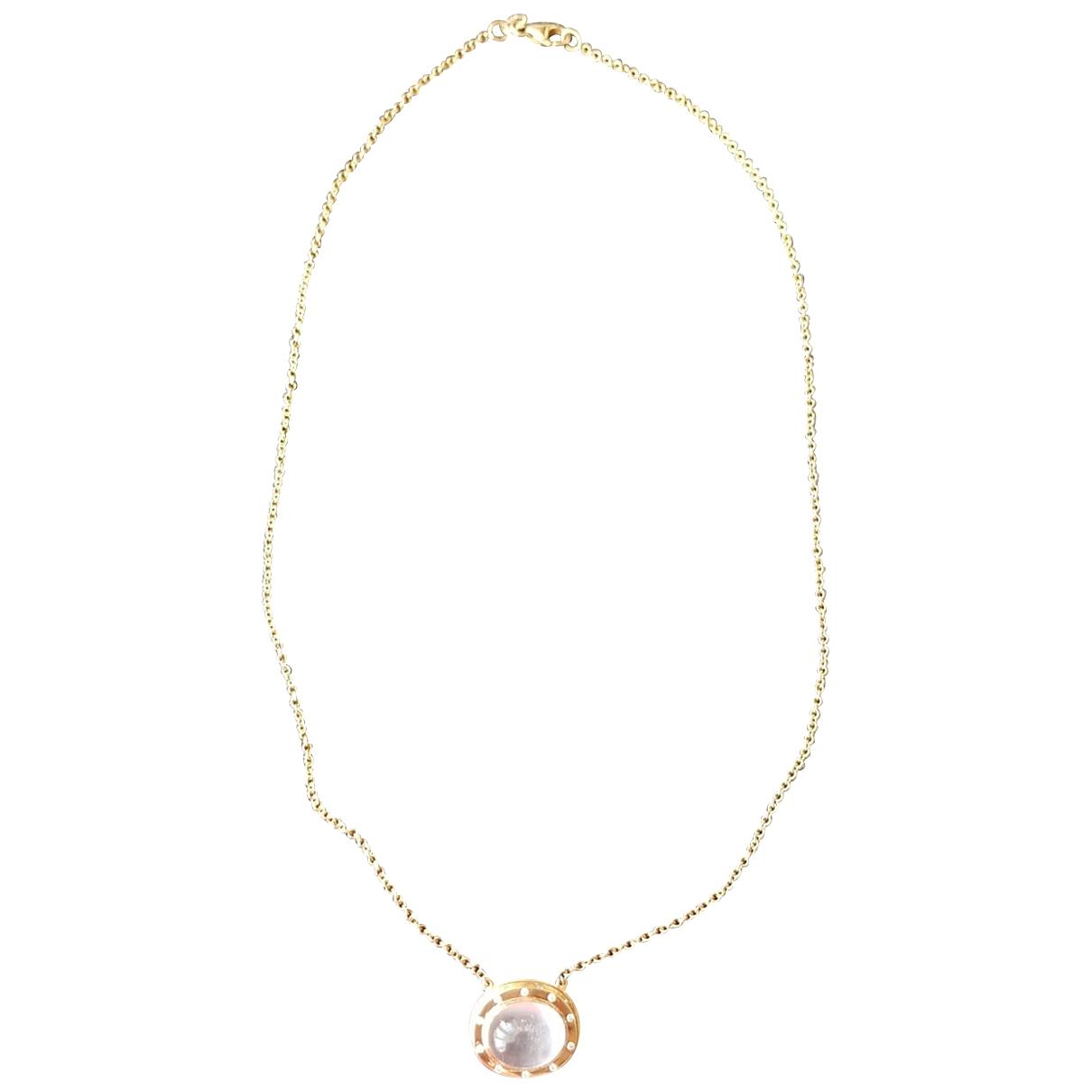 Collar de Oro amarillo Susan Foster