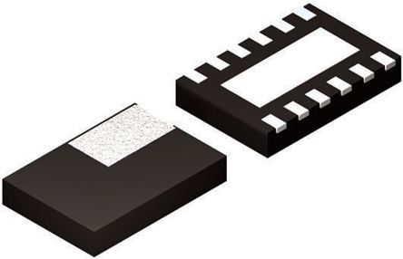 Texas Instruments DRV8835DSSR, Stepper Motor Driver IC, 11 V 1.5A 12-Pin, WSON (10)