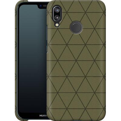 Huawei P20 Lite Smartphone Huelle - Moss von caseable Designs